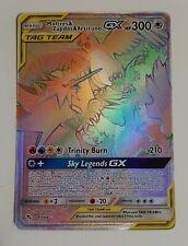 Pokemon Hidden Fates TAG TEAM Moltres Zapdos Articuno GX 69/68 *pack fresh*
