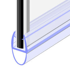 Home, Furniture & DIY Shower Screen Door Good Seal Strip Glass Thickness 4-6mm Seals For Gap20mmNice Bath Screens