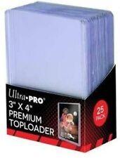 More details for ultra pro premium & regular toploaders | semi rigid card holders | pokemon tcg