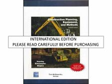 Construction Planning, Equipment and Methods by Robert Peurifoy