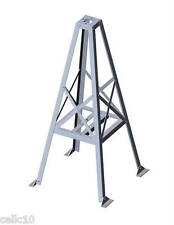 Glen Martin RT-424 4-1/2' Roof Top Tower - 4.5' Tall Aluminum Tower - USA Made