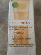 GARNIER SUMMERFACE 12HR MOISTURISING CREAM SUN-KISSED LOOK