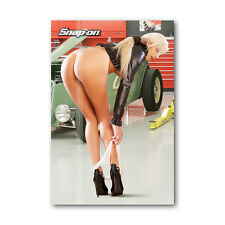 29 * Tool Box Fridge Magnet Sexy Snap - On Girl Beautiful Woman Mini Bikini