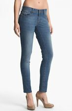 NWT DL1961 Amanda in Greenville Vintage Motif Print Stretch Skinny Jeans 32
