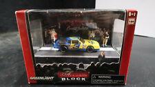 Greenlight Dioramas Auction Block Dale Earnhardt Sr Wrangler Car 1:64