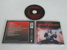 THIN LIZZY/LIVE AND DANGEROUS(VERTIGO 532 297-2) CD ALBUM
