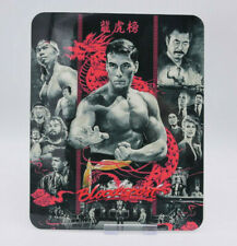 BLOODSPORT - Glossy Fridge / Bluray Steelbook Magnet Cover (NOT LENTICULAR)