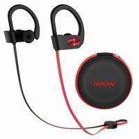 Mpow Bluetooth 5.0 Earbuds Headset Wireless Headphone Sport Earphones Waterproof