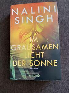 Nalini Singh * Im grausamen Licht der Sonne