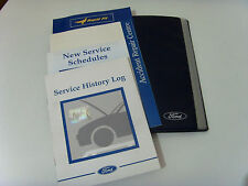 FORD 89- 98 Service History Log Accident Repair New Service Schedules Rapid Fit