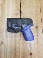 Concealment S&W M&P SHIELD 9/40 Crimson Trace IWB Carbon Black KYDEX Holster