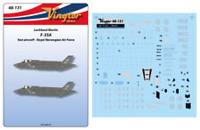 Vingtor 1/48 Lockheed-Martin F-35A - rnoaf # 48131