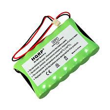 HQRP Bateria para Ademco Honeywell LYNXRCHKITHC, K5109, 781410403291 Reemplazo