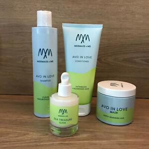 MERMAID + ME - La routine idéale pour des cheveux réparés et sans fourches