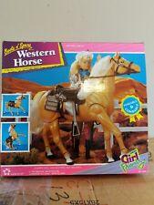 Meritus Boots N Spurs Western Horse Forever Girl Friends vintage 1991