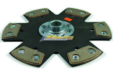 FX 6-PUCK STAGE 4 CLUTCH DISC for INTEGRA B18 CIVIC Si DEL SOL B16 VTEC CR-V B20