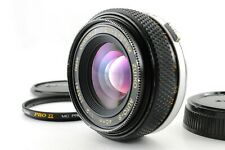 【EXCELLENT+++++】 Olympus OM System ZUIKO AUTO S 40mm f2 Pancake Prime From Japan