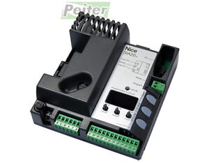 Nice SIA20/A control board for Nice SIGNO automatic barriers