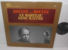 ADES 14.008 Boulez Le Marteau Sans Maitre For Alto And Six Instruments