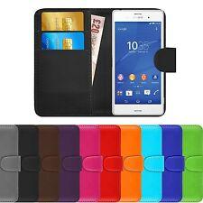 Handy-Taschen mit Kartenfächern für das Sony Xperia Z3