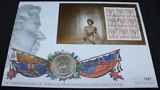 1998 | 45th Anniversary Of The Coronation  FDC | First Day Covers | KM Coins
