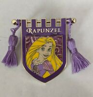 Rapunzel Tangled Princess Tapestry Disney Pin Trading