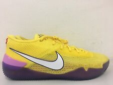 new concept d0be6 8f76f New ListingNike Kobe AD NXT 360 Yellow Strike White Lakers AQ1087-700 Size  12