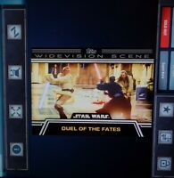 Topps Star Wars Card Trader 2015 WIDEVISION DUEL OF FATES DIGITAL CARD 1999cc