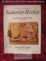 Saturday Review October 28 1967 ARCHIBALD MACLEISH EDDIE PALMIERI