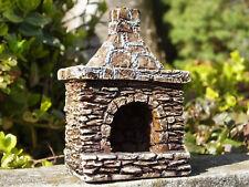 Premium Custom Stone Fireplace 1/24 Scale G Scale Diorama Item
