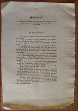SISTO RIARIO SFORZA ISTRUZIONI GENERALI DIOCESI DI NAPOLI 1850 M 7