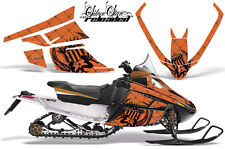 AMR Racing Sled Wrap Arctic Cat F Series Snowmobile Graphic Kit All Years SSR OG