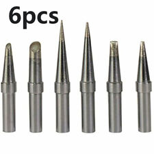 Et Soldering Iron Tips Oxygen Free Copper For Weller We1010na Wesd51 Wes5051