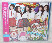 APink Summer Time 2016 Taiwan Ltd CD+DVD+12P booklet