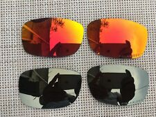 Polarized Replacement Lense for-Oakley Five Squared Sunglasses 2 or 3 Wholesale