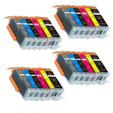 24 New Ink Cartridges Set fits Canon PG-270XL CLI-271XL Pixma MG7720 MG7700