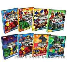 Marvel's Super Hero Squad Show: Complete Series Seasons 1 & 2 Box / DVD Set(s)