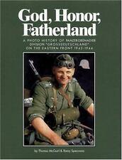 GOD, HONOR, FATHERLAND - Photo Hist of PzGren  Division GROSS DEUTSCLAND new hb