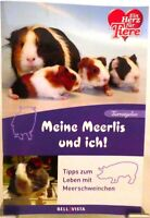 Ratgeber Tiere + Leben mit Meerschweinchen + Buch Meine Meerlis und ich (60)