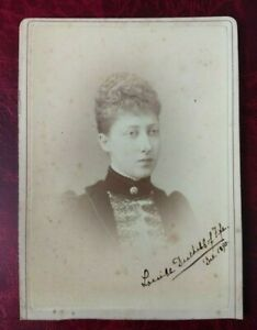 Princess Louise, Duchess of Fife - Daughter of King Edward VII Hand signed Photo