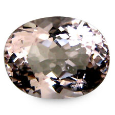 2.54Cts Ravishing Natural Soft Pink Morganite Nice Oval Gemstone From Brazil