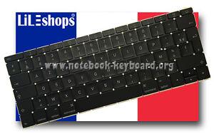 """Clavier Français Original Pour Apple MacBook 12"""" Retina A1534 - EMC 2746 NEUF"""