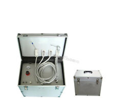 Dental Turbine Unit Suction Work Air Compressor 3 Way Syringe Delivery Unit