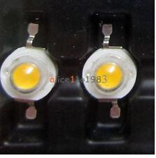 5pcs 3w Led Chip High Power Led Beads 200lm Warm White