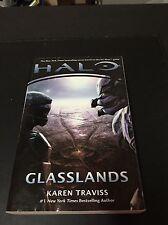 Halo: Glasslands by Karen Traviss (2011, Paperback)