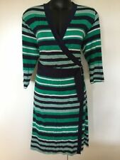 Target Knee Length Dresses Stripes