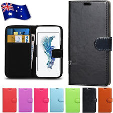 NEW Universal PU Leather Wallet Case Cover Card Pocket for Meizu M6 Note / M6
