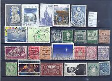STAMPS LOT  EIRE  USED   (L16644)