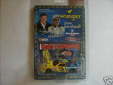 1999 ACTION 1:64 DALE EARNHARDT #3 WRANGLER JEANS CAR