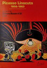 Pablo Picasso-Raro - 1969 impresión firmada a mano
